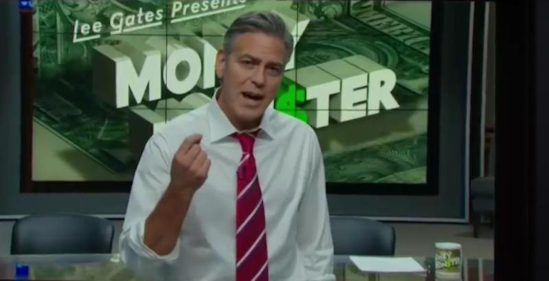 What we can learn from 'Money Monster'