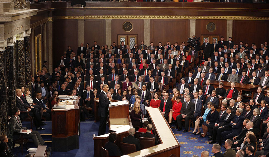 SOTU: Who are those guys?