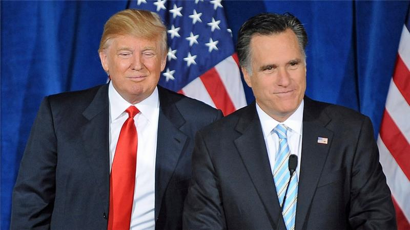 Market will pop if Trump appoints Romney to his cabinet