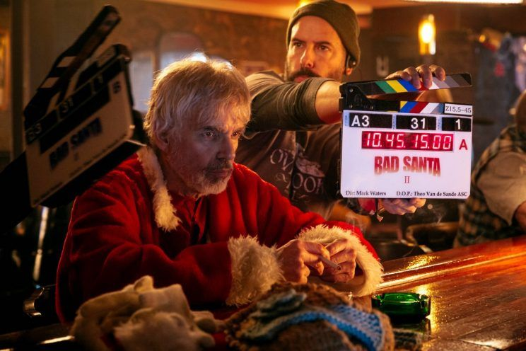 'Bad Santa 2' and the real-world bad Santas around us